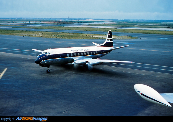 Vickers 772 Viscount