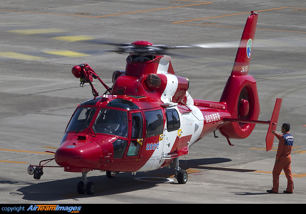 Eurocopter AS-365N2 Dauphin 2
