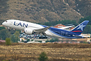 On the 1st November of 2013, LAN Airlines started to operate the segme...