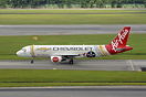 New AirAsia 'Chevrolet' special livery