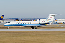 Visitor to the 47th Munich Security Conference.It is the third Gulfstr...