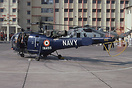 Chetak IN455 of INAS321 at Indian Navy Air Station Mumbai in 2001