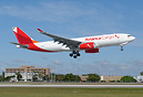 Latest freighter for Avianca, arriving on a beautiful Sunday morning. ...