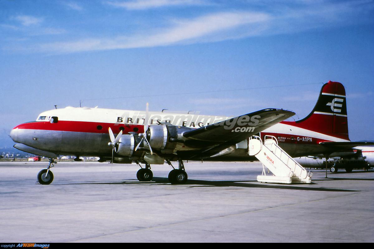 Douglas C-54A Skymaster (DC-4) - Large Preview