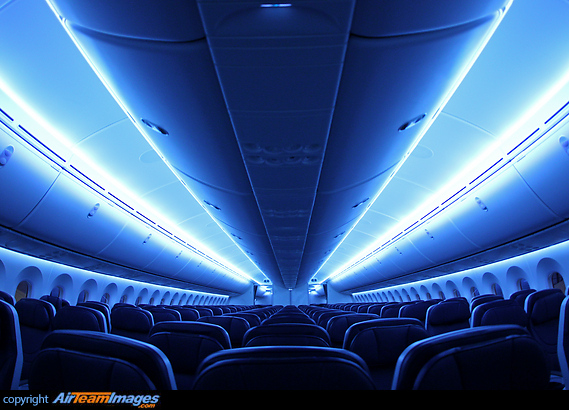 Boeing 787 8 dreamliner oo jdl aircraft pictures for Interior zaventem