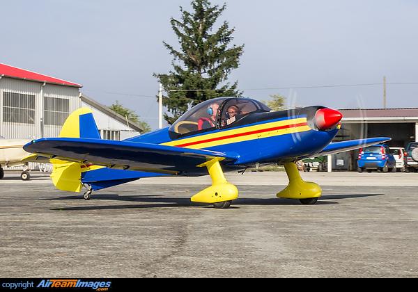 Mudry CAP-10B (I-SIBM) Aircraft Pictures & Photos ...