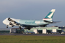 B-LJA 'Hong Kong Trader' of Cathay Pacific Cargo is the first Boeing 7...