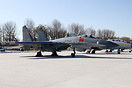 Shenyang J-11 is a single-seat, twin-engine jet fighter based on the S...