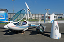 Fuel-cell powered glider that can take-off and land using the energy g...