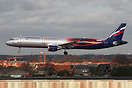 "New special scheme of Aeroflot ""Official carrier of Manchester United"""