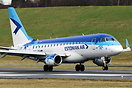 An Estonian Air Embraer 170 will be based in the UK - initially at Bir...