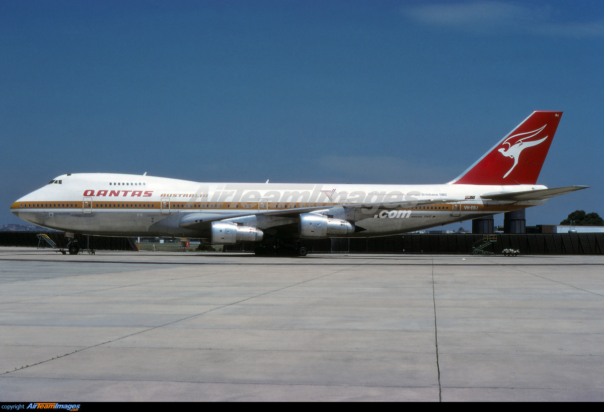 Boeing 747-238B - Large Preview - AirTeamImages.com