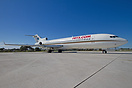 This executive Boeing 727 N724YS is used by ice hockey team San Jose S...