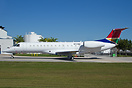 This ex American Eagle Embraer ERJ-135 is destined for South African A...