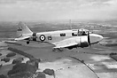 Airspeed Oxford Mk1 L4580 crashed 13th September 1938 near Poulton, Gl...