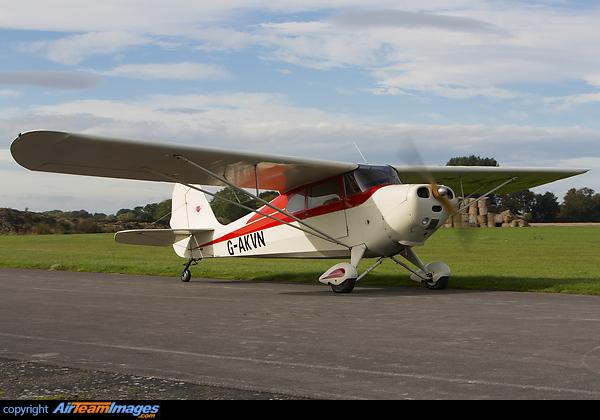 Aeronca 11AC Chief (G-AKVN) Aircraft Pictures & Photos