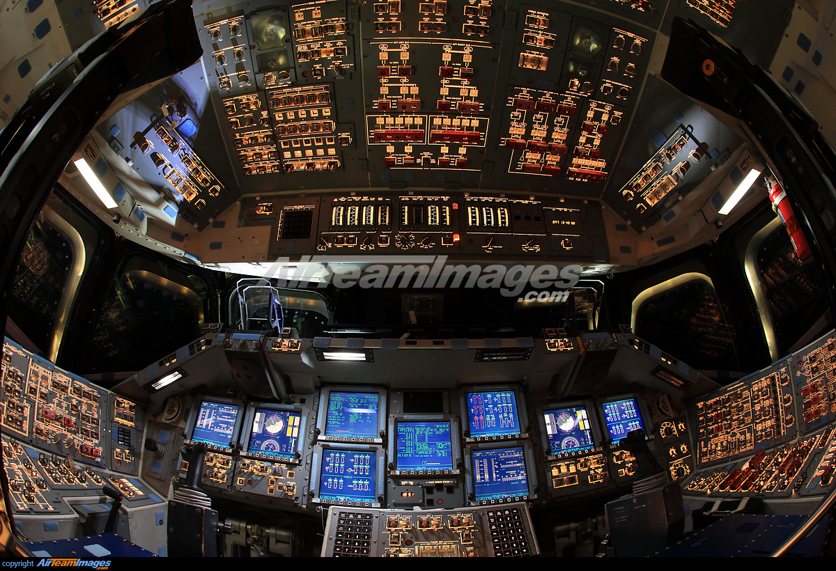 space shuttle primary flight display - photo #14