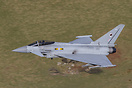 RAF Eurofighter Typhoon FGR4 ZK300 (C/S Typhoon 20) of 11 Squadron fro...