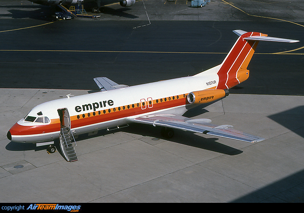 Fokker F-28-4000 Fellowship