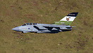 RAF Panavia Tornado GR4 ZA395 of the recently disbanded 12 (B) Squadro...