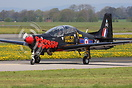 RAF Linton on Ouse now has a 2nd Tucano Display aircraft with the Popp...