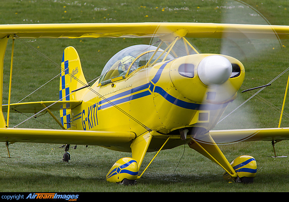Pitts S-2E Special