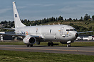 Indian Navy Boeing P-8I Neptune (737-8FV) IN323 has been sitting in st...