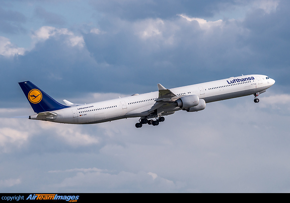 Airbus A340-642
