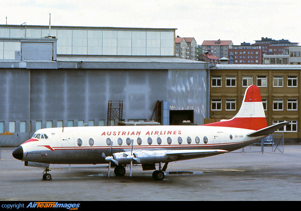 Vickers 837 Viscount