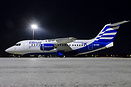 First aircraft for Ellinair, due to operate charters to russia from Th...