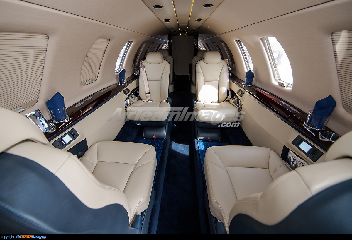 Cessna 525c Citationjet Cj4 Large Preview Airteamimages Com