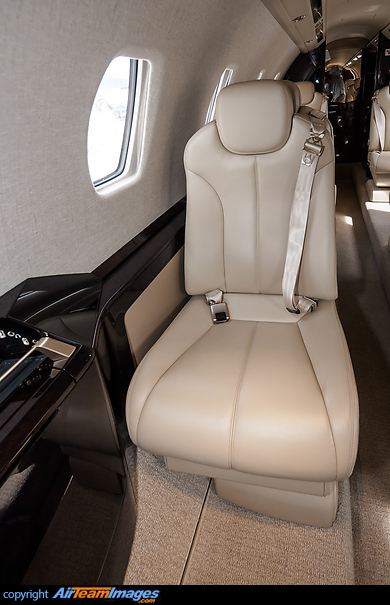 Cessna Citation Sovereign +