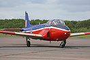 Hunting P-84 Jet Provost T3A