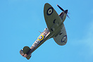 The oldest airworthy Spitfire and the only one left that took part in ...