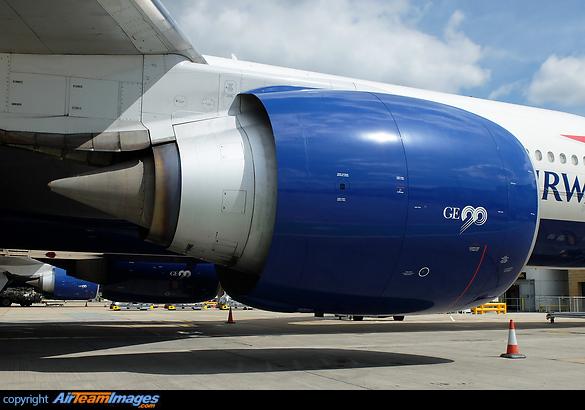 engine boeing 777 - photo #12