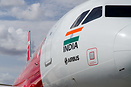 First aircraft for AirAsia India