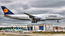 Lufthansa B747-830i D-ABYP C/N 37839 is now in its final stage of cust...