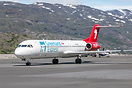 Greenland Express commenced services between Greenland and Denmark on ...
