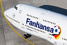 "Special ""Fanhansa"" titles to promote the LH fan campaign for the FIFA ..."