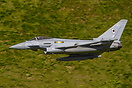 RAF Eurofighter Typhoon FGR4 ZJ935 from 11Sqn based at Coningsby seen ...