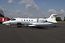 This is the Learjet 35 that was involved with a mid-air collision with...