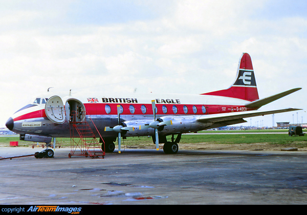 Vickers 755D Viscount
