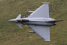RAF Eurofighter Typhoon FGR4 ZJ927 from 29(R)Sqn based at Coningsby se...