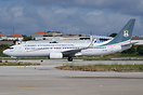 First Portugese registered Boeing 737 for Ceiba Intercontinental, to b...