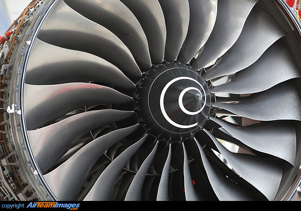 Rolls-Royce Trent 1000 Engine
