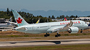 New Air Canada Boeing 787-8 Dreamliner C-GHPU C/N 35259 L/N 174 return...