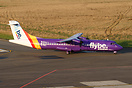Flybe started from as from the 3rd of July with a scheduled service be...