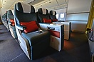 New Regional Business Class seats