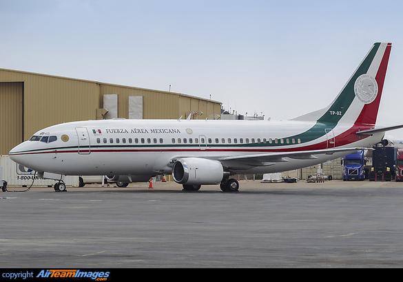 TP-02 Sufre Averìa Con El Presidente Peña Nieto a bordo, en su destino a Panama. 204870_800