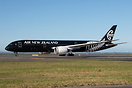 NZ103 to Sydney first commercial fare paying passenger flight for Air ...